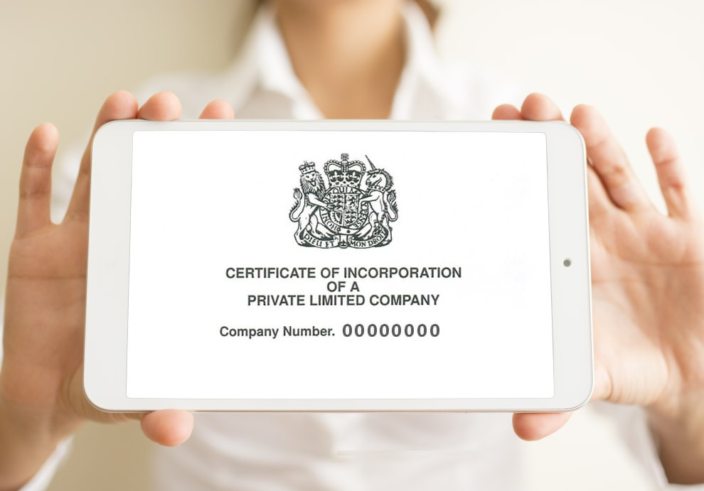What Is A Company Certificate Of Incorporation Your Company